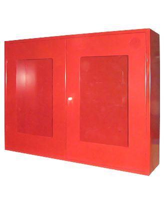 Щит металлический закрытый со стеклом